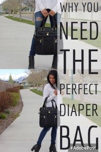 Why it's so important to have the perfect diaper bag. The perfect bag can save you from hungry, bored children and even prevent some tantrums. The Newlie Diaper Bag would do that for you and more!