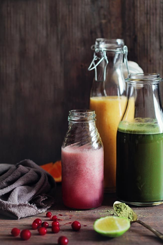 3 Homemade Energy Drink Recipes | http://hellonatural.co/3-homemade-energy-drink-recipes/