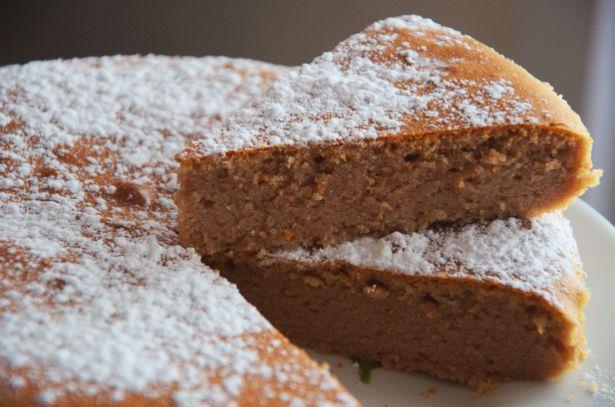 Karine Cuisine: Moelleux à la crème de marron