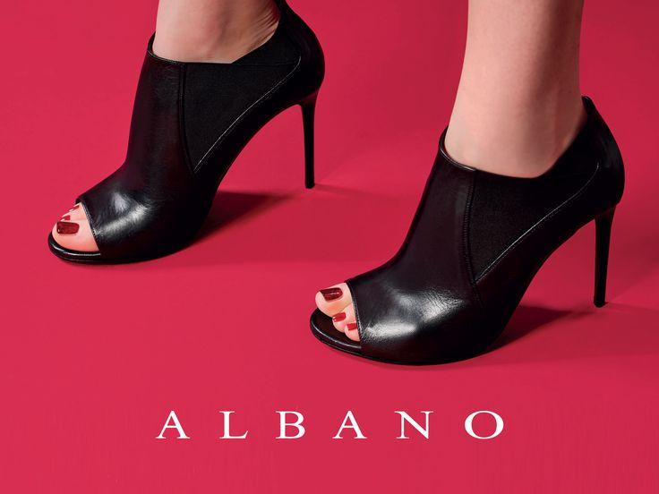 Lasciati sedurre da questo magnifico spuntato della nuova Collezione Autunno/inverno firmato Albano!