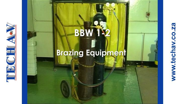 Brazing & Braze Welding Part 2 of 8