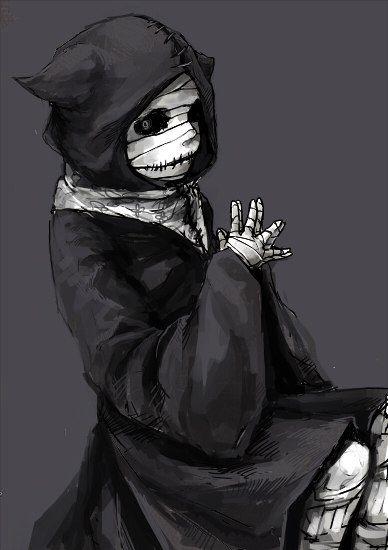 Tokyo Ghoul, cool fan art of Eto.  :D