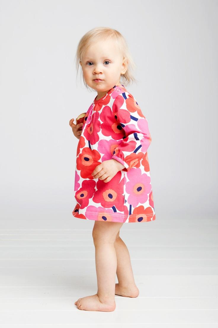 Marimekko - Umaria dress. So cute