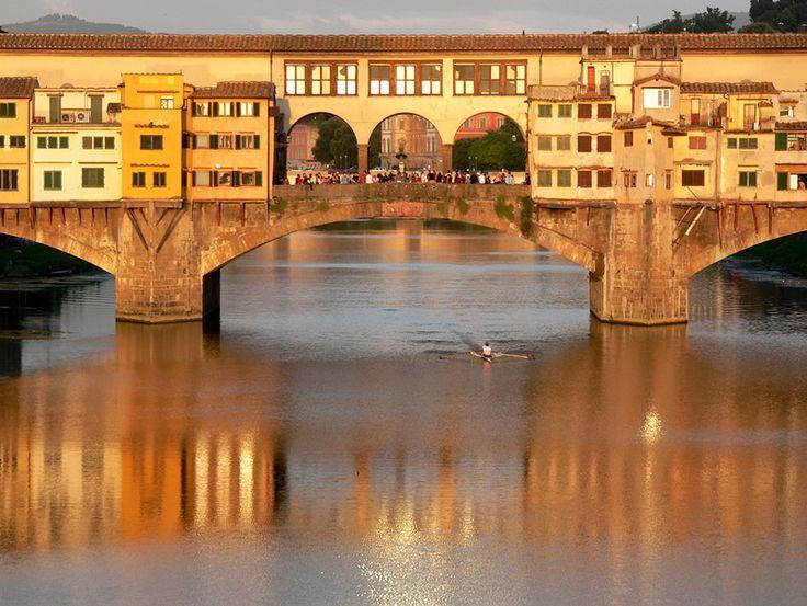 Ponte Vecchio- amazing view