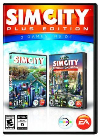 SimCity: Cities of Tomorrow Plus Edition (Mac) [Online Game Code]