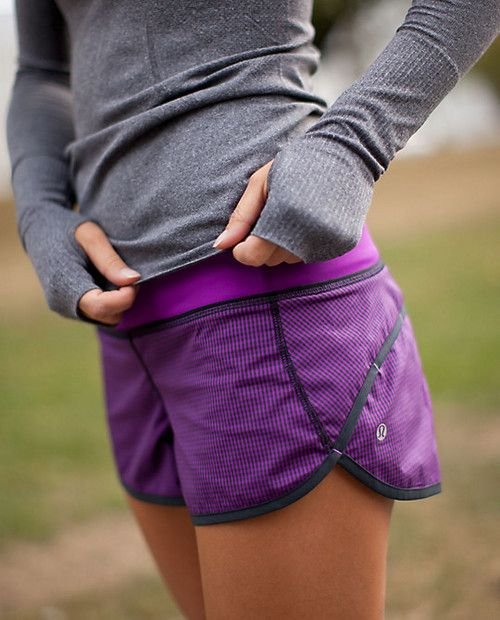 I should loose leg jiggle so I can wear shorts like this on my runs in a hot summer day.