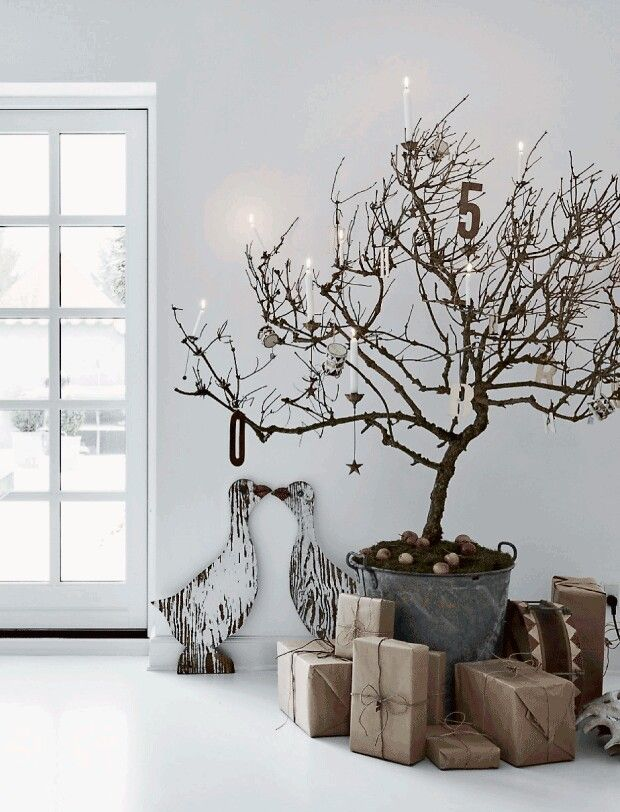 Femina / joulukoti Tanskassa