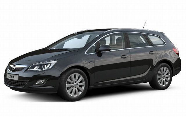 Opel Astra sports Tourer Review