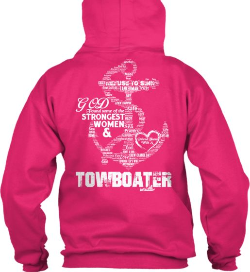 Towboaters Wife Tee