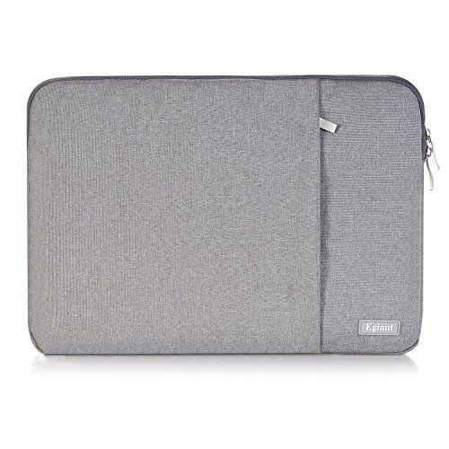 [ Housse Ordinateur Portable 15-15,6 Pouces ] Egiant Tissu imperméable Sac de transport protecteur pour Asus F555LA/MB168B/X551,Acer Aspire/Chromebook 15,Dell Inspiron,15,6 Pouces Ordinateur portable HP Toshiba Lenovo Samsung (Gris) #Housse #Ordinateur #Portable #Pouces #Egiant #Tissu #imperméable #transport #protecteur #pour #Asus #FLA/MBB/X,Acer #Aspire/Chromebook #,Dell #Inspiron,, #portable #Toshiba #Lenovo #Samsung #(Gris)