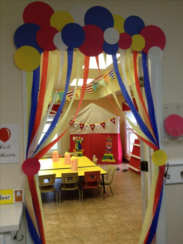 Circus Fun - Entrance of Hall