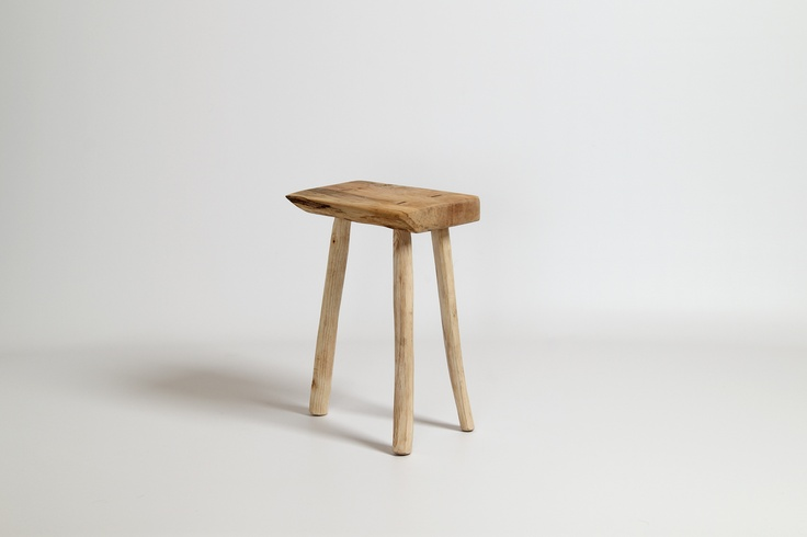 3 Legged Stool by James Carroll | Makers & Brothers