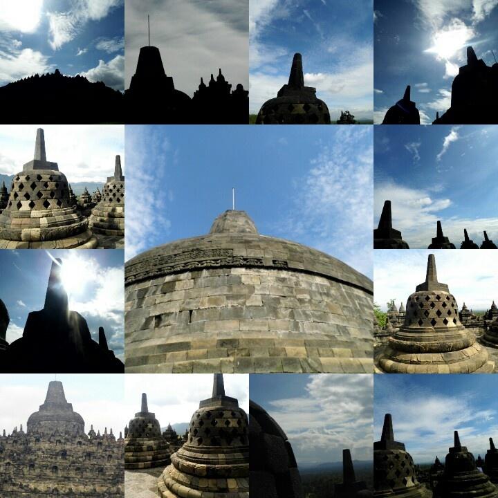 Borobudur, the Great Sanctuary....