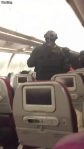 A passenger on Malaysia Airlines Flight MH128 witnessed a potential terrorist re #news #alternativenews