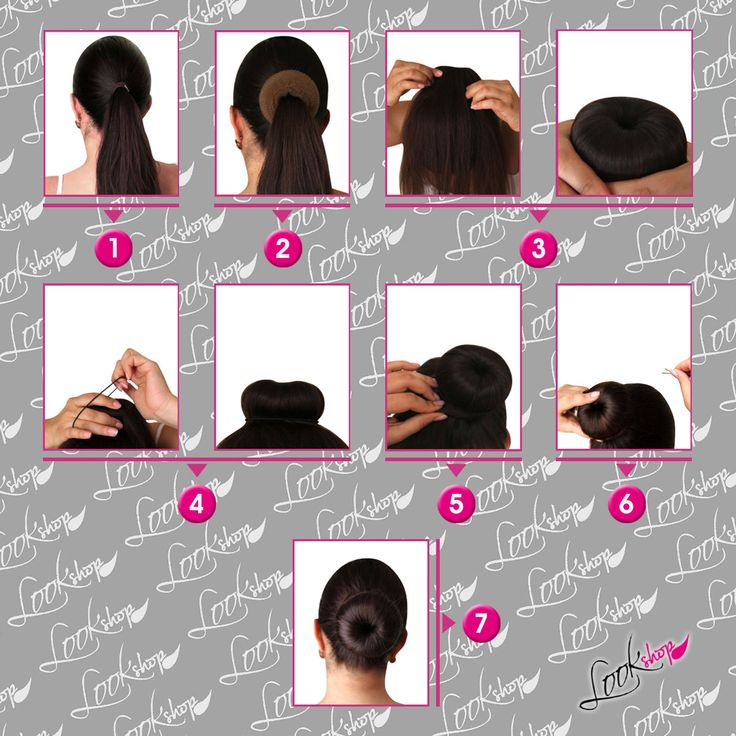 The Difference Between a Bun and a Chignon - Allure