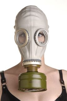 Rubber Gas Mask Hood was $72 AU (NOW $50 AU). Pick up instore only. Due to paypal restrictions, we are not allowed to sell gasmasks online in Queensland. We have a huge range of gasmasks if you're interested... come in store to view. #gasmasks