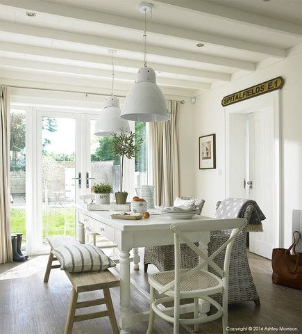 Kitchen Table Makeover and more ...... | Natural Calico