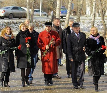 The festival of the name of Marina Ladynina. 2014. Nazarovo.