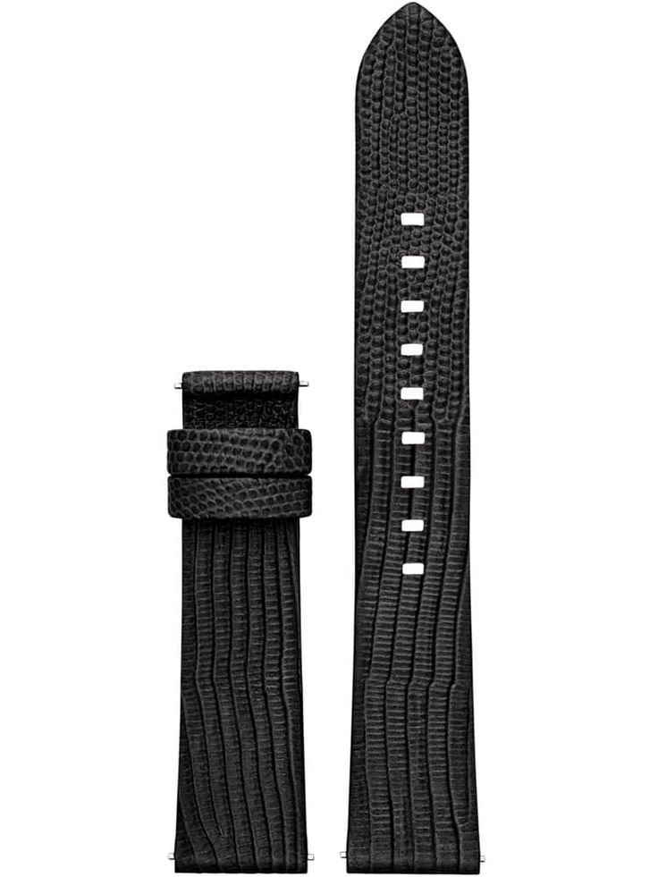 Dad black Michael Kors watch strap
