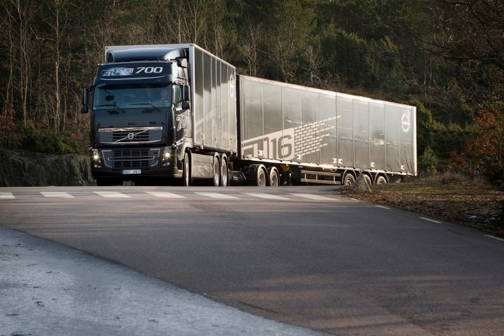 Volvo Truck FH16 700 Long Haul