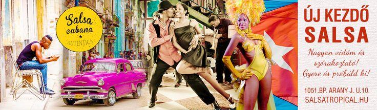 Salsa Tropical Tánciskola | A Kubai Táncok Iskolája - Életünk a salsa, szenvedélyünk a tanítás! Salsázz velünk! Szuper jó zenék, vidámság, új közösségi élmény, 100% kikapcsolódás kubai tanárral, igazi kubai hangulatban! http://salsatropical.hu/index.html