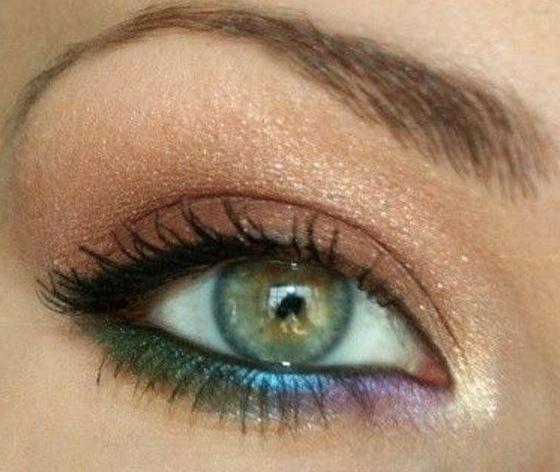trucco-occhi-verdi-tutorial-semplice-multicolor