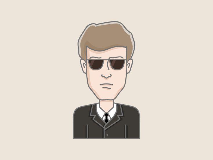 Agent by Alexandr Ivanov