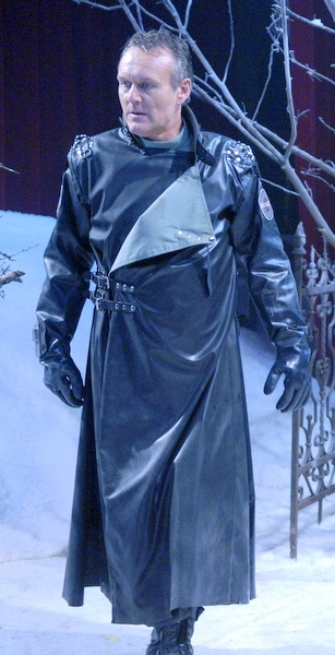 (A004) The REPO MAN (Anthony Head) Coat Worn in REPO!