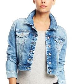 Looks by Linds - Fashion Portfolio and Blog | WHY YOU NEED A DENIM JACKET NOW!