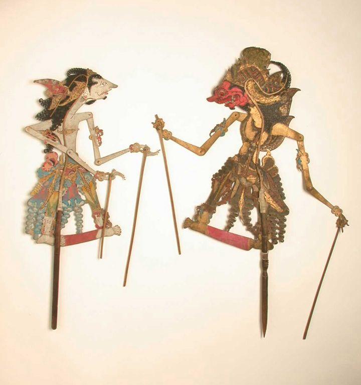 Wayang Kulit, Shadow Puppets, Indonesia
