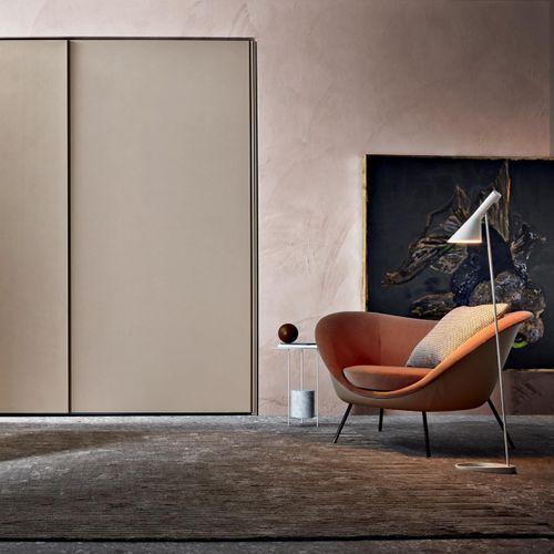 Schön Moderner Sessel / Leder / Textil / Von Gio Ponti D.154.2 Molteni U0026 C