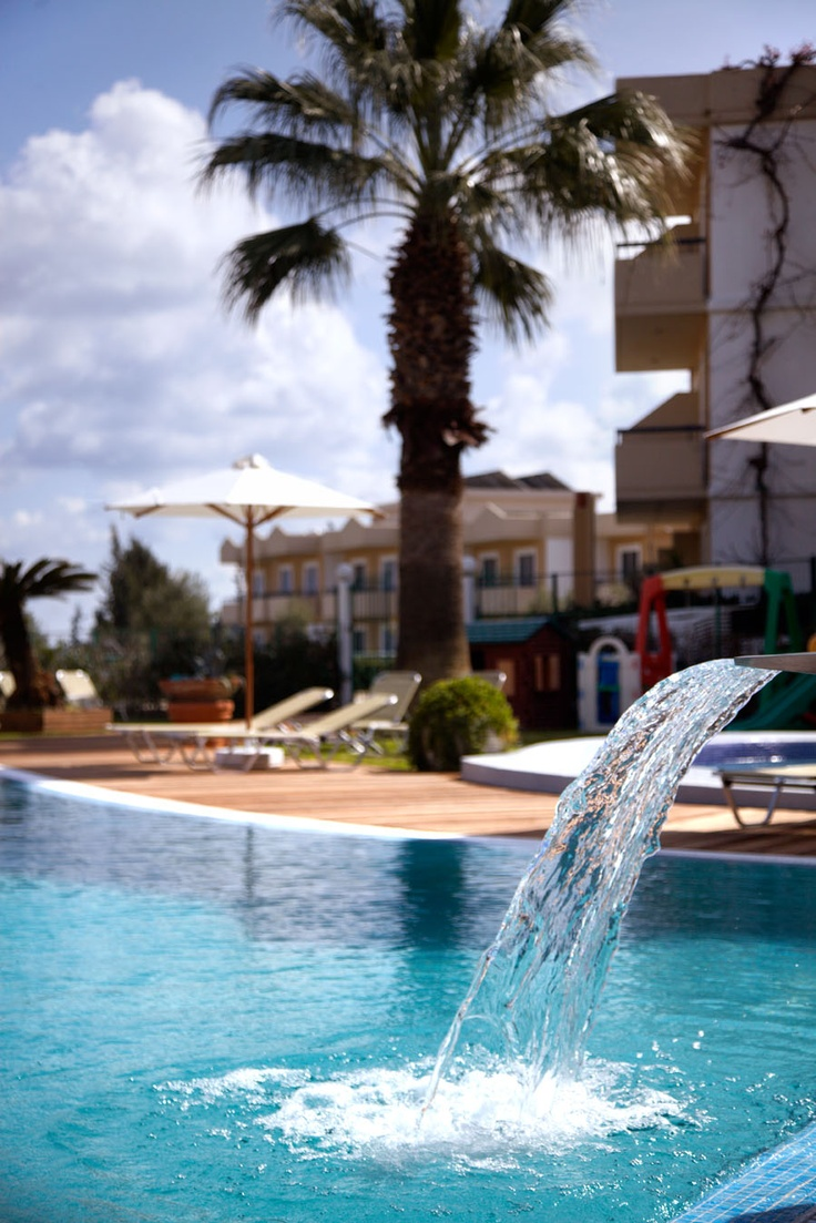 Venezia Resort Rhodes : refreshing #pool