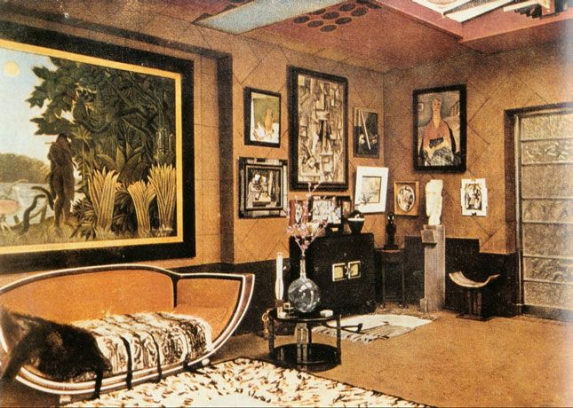 86 best images about 112 4 dise o eileen gray on - Decoration interieur appartement ...