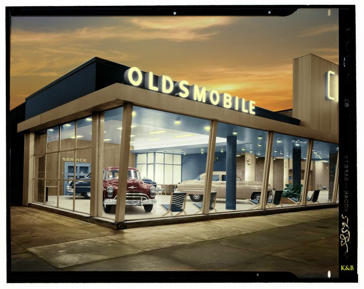 Oldsmobile dealership