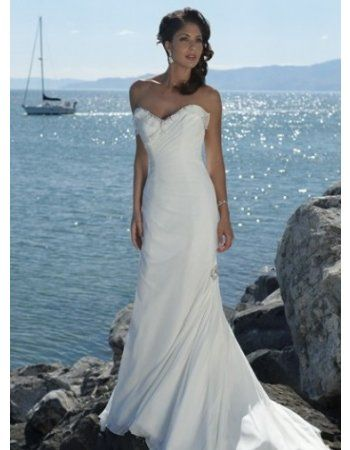 Funky Short Beach Wedding Dresses Ensign - Wedding Dresses and Gowns ...
