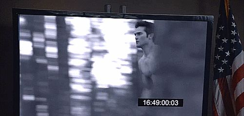 The FBI been watching Derek since season 1? Teen Wolf 6x11 gif