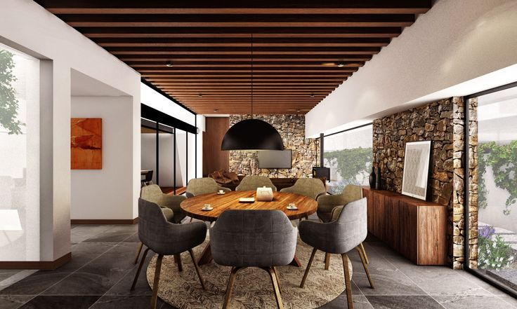 Lomas 444 | Dionne Arquitectos | #Architecture #Diningroom #Interior
