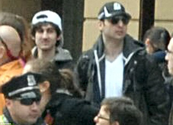 Dzhokhar and Tamerlan Tsarnaev: Chechnya origin brothers identified as Boston bombing suspects