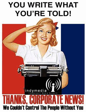Obama State Run Media