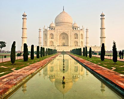 409 best Taj Mahal images on Pinterest | Taj mahal, Agra and ...