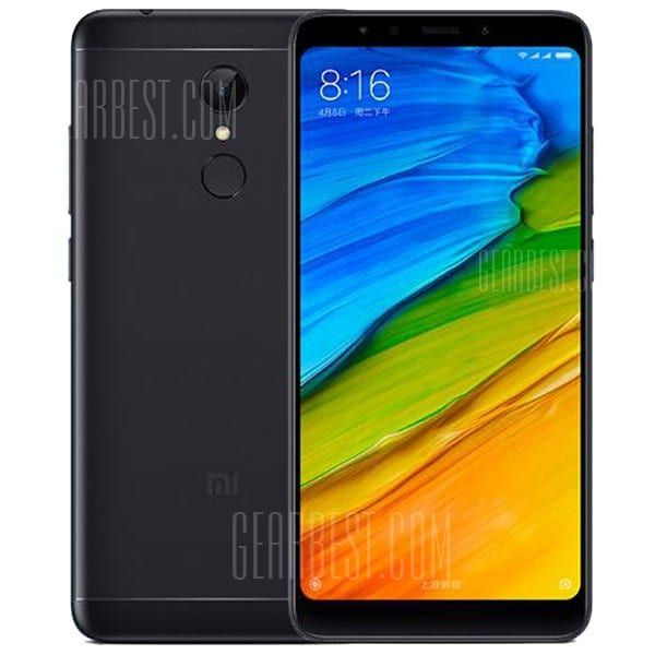 Xiaomi Redmi 5 4g Phablet 2gb Ram Global Version Black 107 82 Chinatech Sony Mobile Phones Unlocked Cell Phones Xiaomi