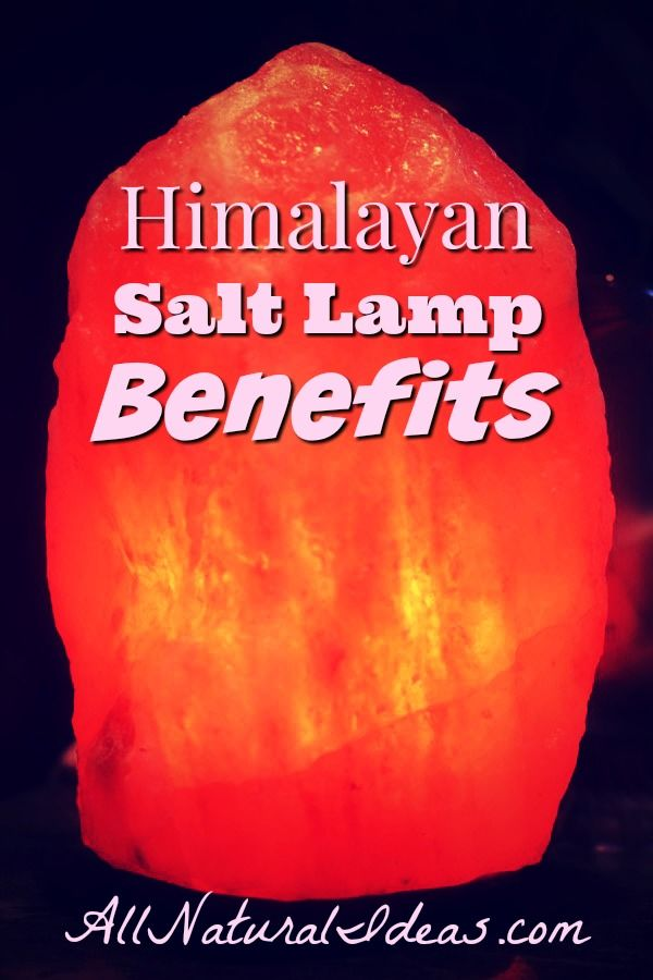 How Do Salt Lamps Ionize : What s all the hype is behind those glowing pink salt sculptures? Himalayan salt lamp benefits ...