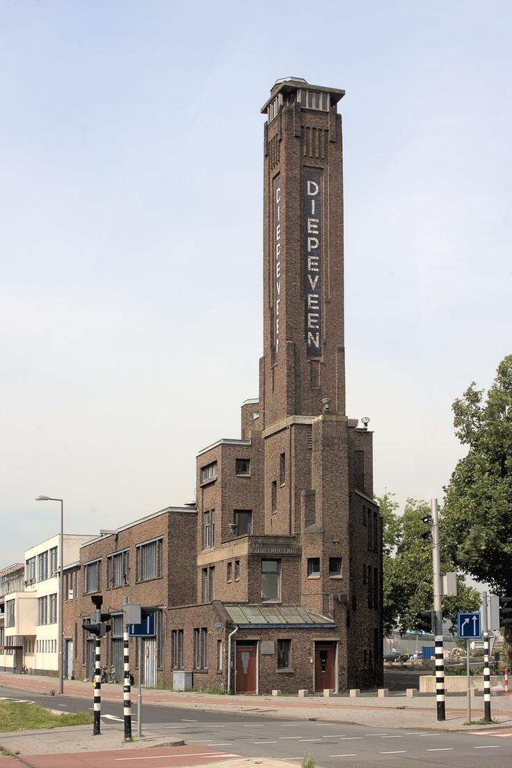 Kantoor Diepeveen, Rotterdam