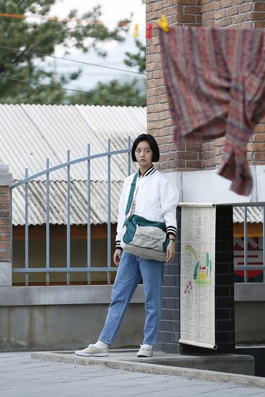 Girl's Day HyeRi @ tvN Drama 'Reply 1988' Still Cut