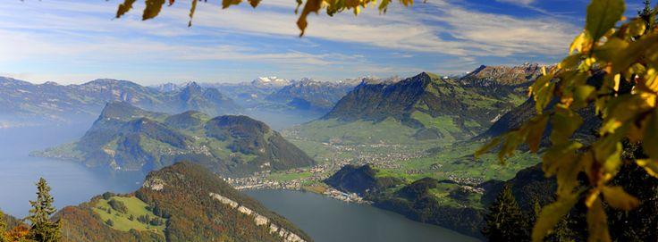 Wunderbare Ferienregion Obwalden.