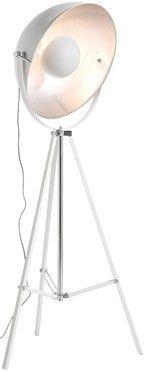 Bowl vloerlamp - Kare Design - wit