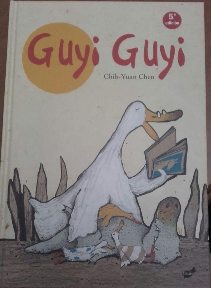Chih-Yuan Chen es el autor de Guyi Guyi. Nacido en Ping Tung (Taiwan, 1975) empezó a dedicarse a los álbumes ilustrados en 1995 y publi...
