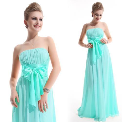 Бирюзовое платье недорого