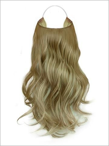 Best 25 halo hair extensions ideas on pinterest halo hair halo hidden halo 18 flip in extensions w clips 100 futura fiber by lord cliff pmusecretfo Images
