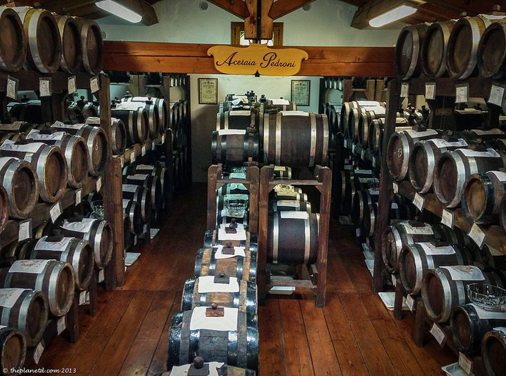 Traditional Balsamic Vinegar, 150 Years in the Making